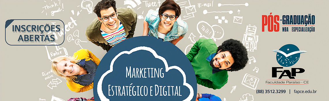 Marketing Estratégico e Digital